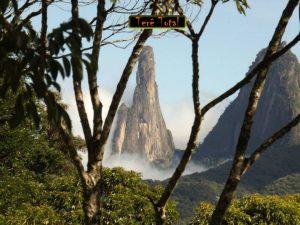 Visite Teresópolis RJ - Dedo de Deus
