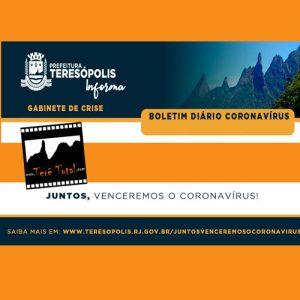 Coronavírus em Teresópolis